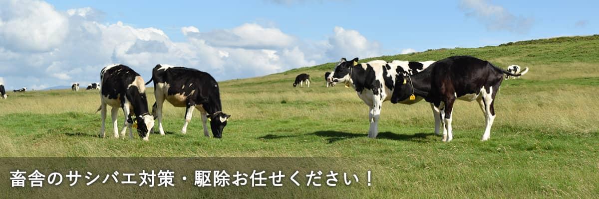 酪農家・畜産家の皆様へ